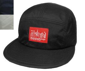 Manhattan Portage マンハッタンポーテージ MP003-18A00 RipStop JET CAP BLACK NAVY GRAY 日本製 シンプル ジェットキャップ カジュアル ストリート メンズ レディース