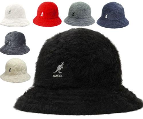 KANGOL カンゴール FURGORA CASUAL ファーゴラカジュアル BLACK WHITE DK.GREY NAVY 帽子 ファー ハット 紳士 婦人 メンズ レディース 男女兼用 ギフト 正規品 あす楽