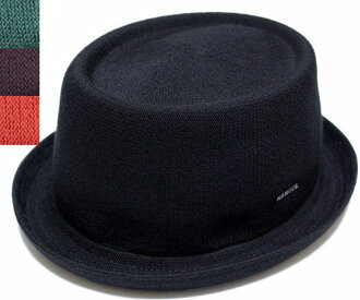 KANGOL KANGOL 帽子豬肉餡餅帽子佈雷竹竹莫佈雷黑網男裝女裝