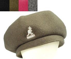 KANGOL Wool Jax Beret カンゴール ウールジャックスベレー Concrete Black Camo Flannel Garnet 帽子 ベレー メンズ レディース 男女兼用 あす楽