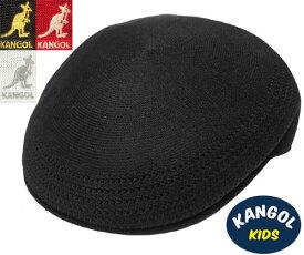 カンゴール KANGOL Tropic 504 Ventair BLACK BLACK/GOLD SCARLET WHITE 黒 赤 ゴールド 白 kids キッズ 子供 親子コーデ ハンチング プレゼント あす楽