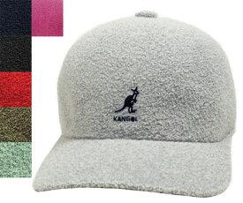 カンゴール KANGOL BERMUDA SPACECAP バミューダペースキャップ Grey Navy Black Scarlet Laurel Azalea バミューダ 帽子 キャップ 野球帽 メンズ レディース 男女兼用 あす楽