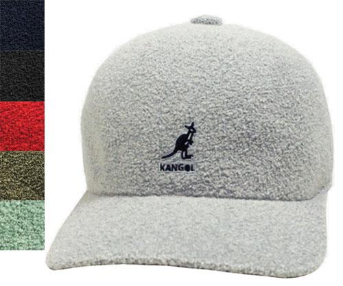カンゴール KANGOL BERMUDA SPACECAP バミューダペースキャップ Grey Navy Black Scarlet Laurel バミューダ 帽子 キャップ 野球帽 メンズ レディース 男女兼用 あす楽
