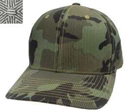 KANGOL Pattern Flexfit Baseball カンゴール パターン フレックス ベースボール Camo Seersuckr Stripe Black Spot Navy Camo 迷彩 ストライプ ドット キャップ 野球帽 メンズ レディース 男女兼用 あす楽