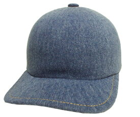 KANGOL Indigo Adj Spacecap カンゴール INDIGO WASH デニム インディゴ 帽子 キャップ 野球帽 メンズ レディース 男女兼用 あす楽