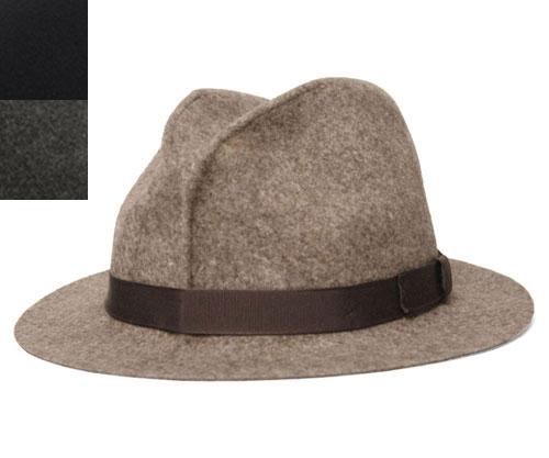 送料無料 Bailey ベイリー 1368 DEAN ディーン Dk Brown Black Charcoal 帽子 ハット 帽子 折り畳み 中折れハット 紳士 婦人 メンズ レディース 男女兼用 【楽ギフ_包装】