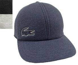 LACOSTE ラコステ 鹿の子 6方 キャップ L1014 紺 黒 グレー 帽子 野球帽 ポロシャツ 紳士 婦人 メンズ レディース 男女兼用 あす楽 【楽ギフ_包装】