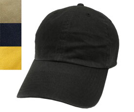STARTER BLACK LABEL スターター ブラック レーベル STT C.TWILL 6P CAP BLACK BEIGE NAVY LT YELLOW キャップ 無地 シンプル カジュアル 帽子 キャップ メンズ レディース 男女兼用 あす楽