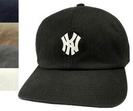 KNOX ノックス ツイル B.B.CAP ニューヨーク NY ブラック ネイビー ベージュ グレー ホワイト カジュアル 帽子 キャップ メンズ レディース 男女兼用 あす楽