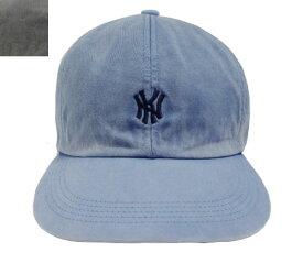 KNOX ノックス カツラギ ピグメント 染B.B.CAP ネイビー ブラック NY ニューヨーク カジュアル 帽子 キャップ メンズ レディース 男女兼用 あす楽