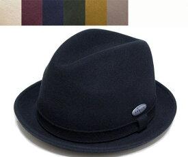KANGOL カンゴール LITE FELT PLAYER ライトフェルト プレイヤー BLACK SAND WINE ATLANTIS FORRESTER BRONZE COCOA 帽子 ハット 中折れハット 紳士 婦人 メンズ レディース 男女兼用