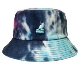 カンゴール KANGOL Tie Dye Bucket RAINBOW タイダイ バケットハット カジュアル メンズ レディース 男女兼用