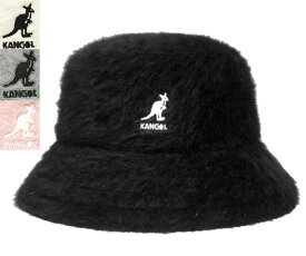 カンゴール KANGOL Furgora Bucket BLACK IVORY MOSSGREY DUSTYROSE バケットハット ファー メンズ レディース 男女兼用 あす楽