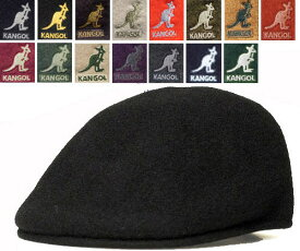 KANGOL カンゴール ハンチング SEAMLESS WOOL 507 シームレス ウール507 BLACK BLACK/GOLD ESPRESSO ETHER SAFETY CAMO WOOD CLARET FOLIAGE SAND DarkFlannel DarkBlue VEIVET DK.GREEN FIREOPAL