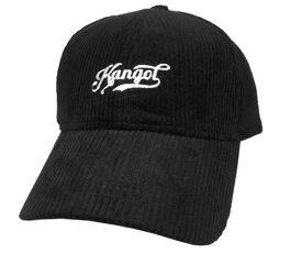 KANGOL カンゴール Vintage Script Logo Baseball Black キャップ コーデュロイ カジュアル メンズ レディース 男女兼用 あす楽