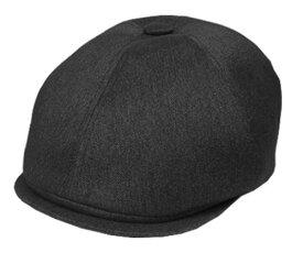 Racal ラカル RL-20-1078 Cas hunting BLACK キャスハンチング チェック 帽子 メンズ レディース 男女兼用 あす楽