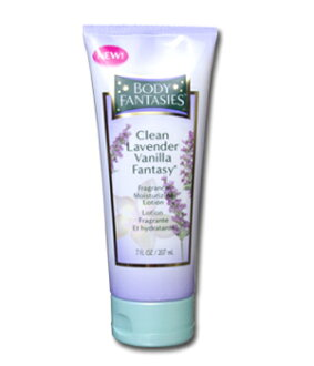 Body Fantasies Body Lotion (body fantasy body lotion)-Lavender Vanilla (vanilla Lavender)-