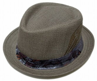 Goorin (stone phosphorus) hat hat MINNA MAORI KORU, Brown