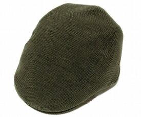 送料無料 Borsalino ボルサリーノ カモノハシ ハンチング B3083 オリーブ 帽子 コーデュロイ 紳士 婦人 メンズ レディース 男女兼用 ギフト あす楽