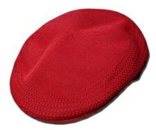 カンゴール KANGOL 帽子 ハンチング TROPIC 504 VENTAIR トロピックベントエアー Scarlet 赤 メンズ レディース 大きいサイズ メッシュ 定番