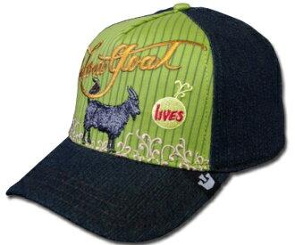 Goorin (卡介苗) 帽 COBRAGOAT 藍色
