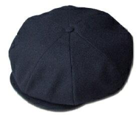 ニューヨークハット New York Hat  9035 WOOL FLANNEL NEWSBOY フランネル ニュースボーイ Black Charcoal Grey Navy 帽子 キャスケット ハンチング 紳士 婦人 メンズ レディース 男女兼用 あす楽 346