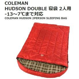 COLEMAN コールマン 寝袋 2-person sleeping bag coleman 封筒型 2人用 -13℃〜7℃ キャンプ アウトドア【smtb-ms】0569161