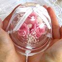 プリザーブドフラワー プチドーム 誕生日  結婚祝い 送料無料 花 ギフト 花 プレゼント 女性 プリザーブドフラ…