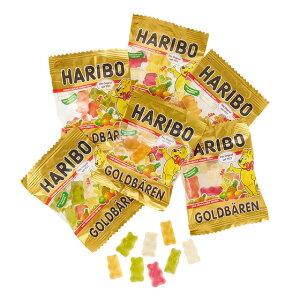 ハリボー グミ ミニゴールド ベア お菓子 35袋 コストコ バケツ 送料無料