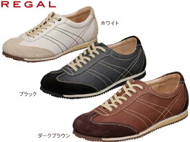 リーガル レディース REGAL Ladies カジュアル スニーカー BE57AC 靴 正規品