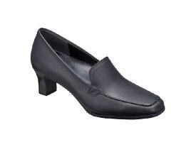リーガル レディース REGAL Ladies モカシン パンプス ヒール:50mm F05GAF フォーマル プレーン 冠婚葬祭 就活 オフィス リクルート 靴 正規品
