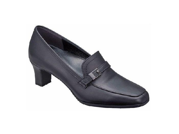 【86時間限定!エントリーでポイントアップ】 リーガル レディース REGAL Ladies ベルトモカシン パンプス ヒール:50mm F06GAF フォーマル 冠婚葬祭 就活 オフィス リクルート 靴 正規品