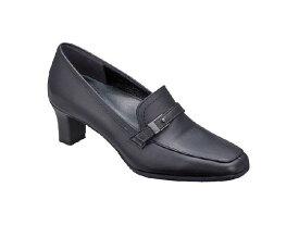 リーガル レディース REGAL Ladies ベルトモカシン パンプス ヒール:50mm F06GAF フォーマル 冠婚葬祭 就活 オフィス リクルート 靴 正規品
