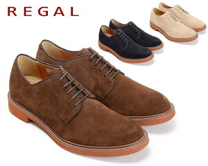 リーガル REGAL 51MR BJEB カジュアルシューズ スエード メンズ 大きいサイズ 靴 正規品