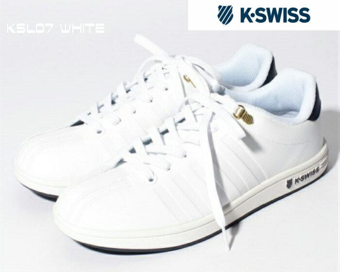 ケースイス K-SWISS KSL07 ローカット スニーカー 正規品 新品 ユニセックス 靴