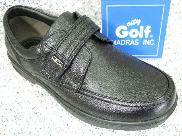 Golf ゴルフ 珍しいマジックテープ仕様 幅広4E 撥水仕様 904