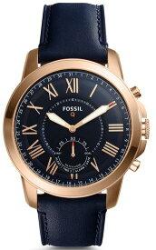 【新品】【国内正規品】FOSSIL FTW1155 腕時計 スマートウォッチ フォッシル Q GRANT ユニセックス メンズ レディース iphone