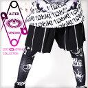 【ALTER VENOMV オルターベノム】Enforce PANTS†V系 ファッション メンズ パンツ ショートパンツ ショーツ ハーフパンツ ヴィジュアル...