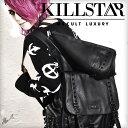 KILLSTAR キルスター リュック バックパック ヴィジュアル系 ビジュアル系 V系 メンズ レディース V系ファッション ス…