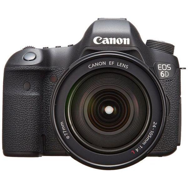 【中古】【1年保証】【美品】Canon EOS 6D レンズキット 24-105mm F4L IS