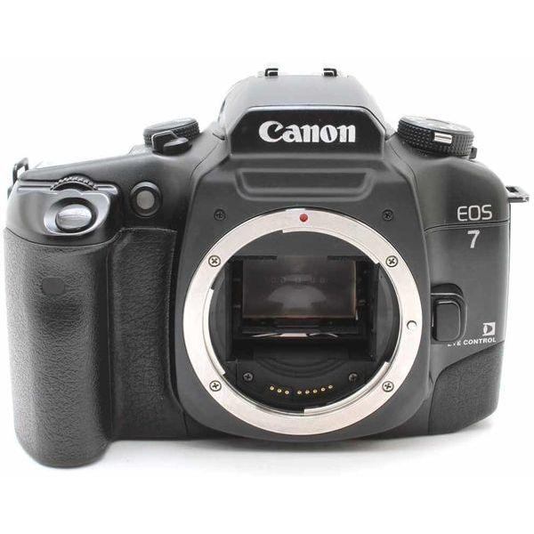 【中古】【1年保証】【美品】Canon EOS-7 ボディのみ フィルムカメラ