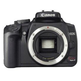 【中古】【1年保証】【美品】Canon EOS Kiss デジタル X ボディ ブラック