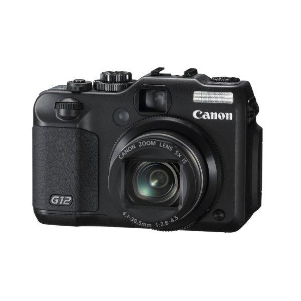 【中古】【1年保証】【美品】 Canon PowerShot G12
