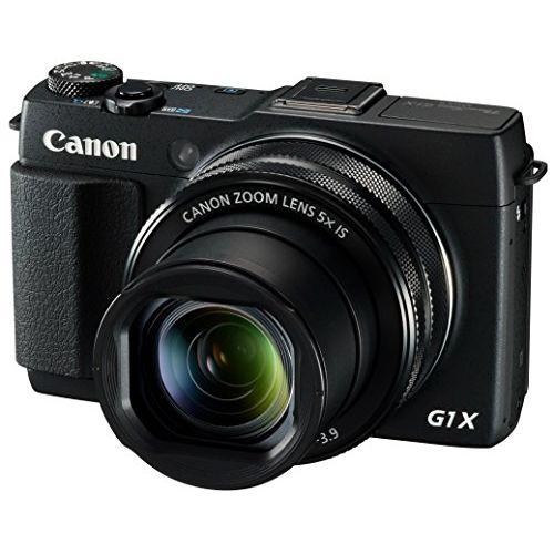 【中古】【1年保証】【美品】 Canon Power Shot G1 X Mark II 光学5倍ズーム