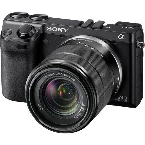 【中古】【1年保証】【美品】 SONY NEX-7 レンズキット E18-55mm F3.5-5.6 OSS