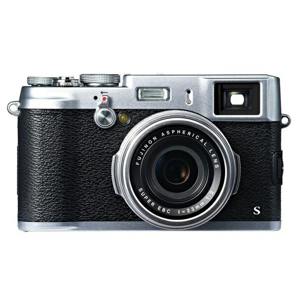 【中古】【1年保証】【美品】 FUJIFILM デジタルカメラ X100S
