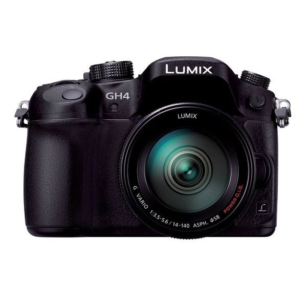 【中古】【1年保証】【美品】 Panasonic LUMIX DMC-GH4H レンズキット