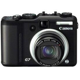 【中古】【1年保証】【美品】Canon PowerShot G7