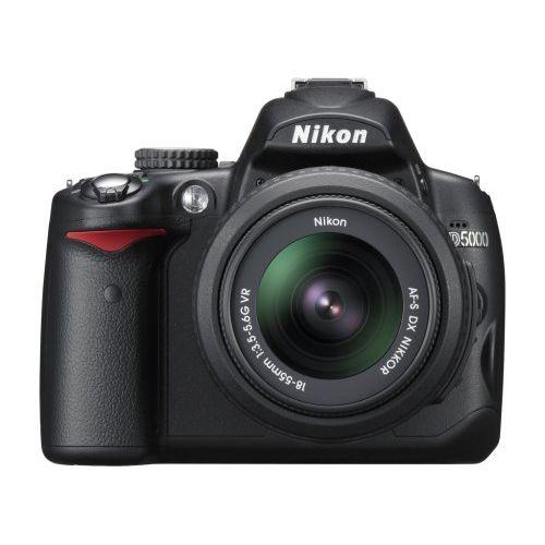 【中古】【1年保証】【美品】 Nikon D5000 レンズキット 18-55 VR付き