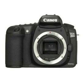 【中古】【1年保証】【美品】Canon EOS 20D ボディのみ